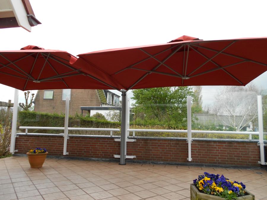 duo-parasols