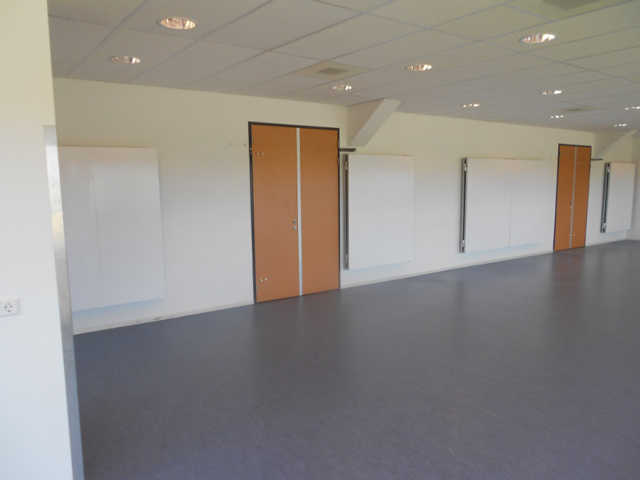 klap-spiegels (dicht) sporthal  Den Haag
