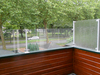 Windscherm balkonrand
